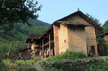 农村房子朝向风水禁忌图片