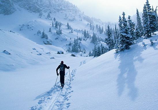 孕妇梦见在雪地中行走