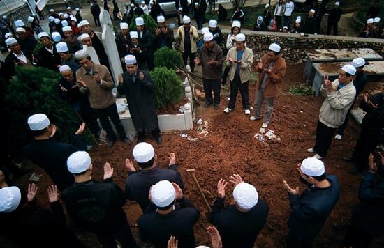 葬礼流程_回族的葬礼习俗
